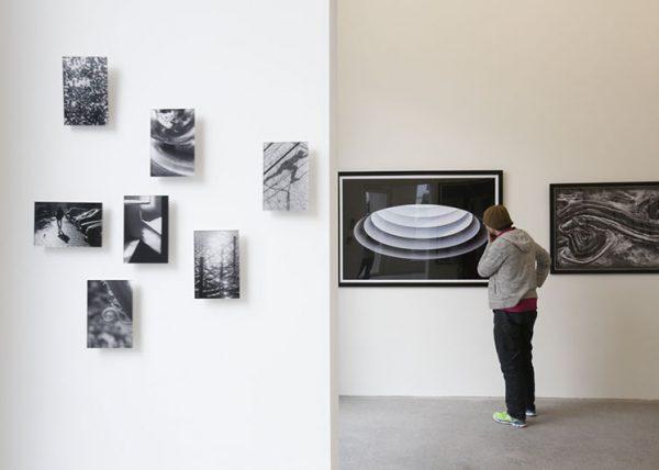 Ausstellung: FotoSignaturen.  Brunnenstr. 43, Berlin Mitte