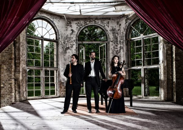 Portraits: Trio Galil with Nur Ben Shalom, Eun-Sun and Daniel Seroussoi